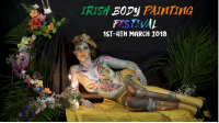 Ireland: Irish Body Painting Festival 2018