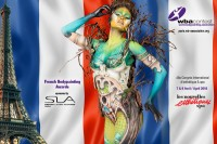 FRANCE: FRENCH BODYPAINTING AWARDS 2018
