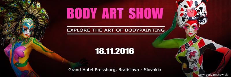 Wba Slovakia Body Art Show Bratislava 2016
